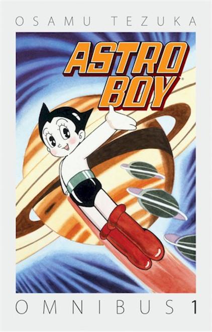 Astro Boy Omnibus Graphic Novel 01