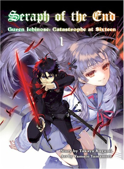 Seraph of the End Guren Ichinose: Catastrophe at Sixteen 01