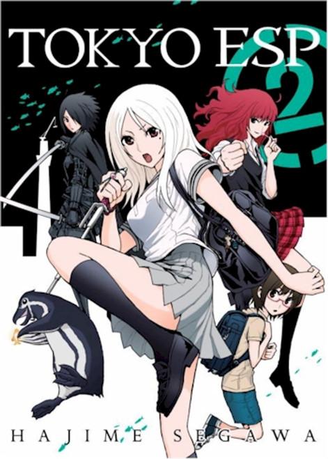 Tokyo ESP Graphic Novel 02