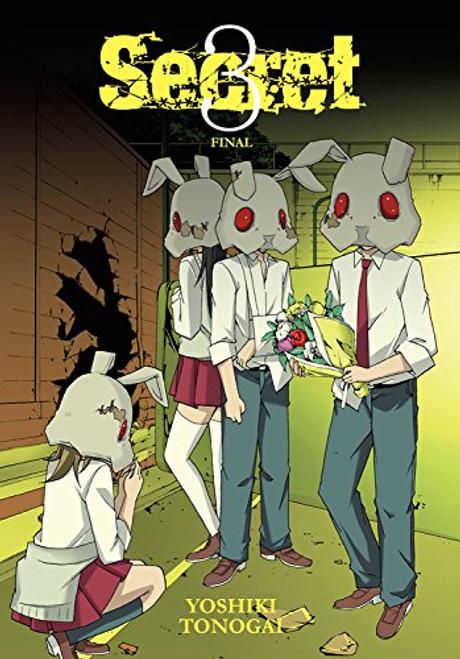 Secret Graphic Novel 03