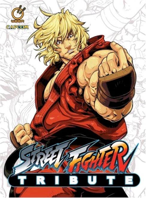 Street Fighter Tribute (HC)