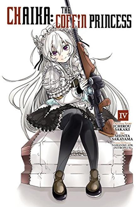 Chaika: The Coffin Princess Graphic Novel 04