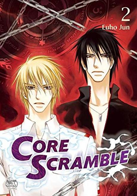 Core Scramble Graphic Novel 02