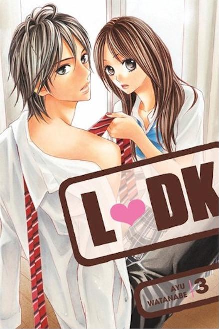 LDK Graphic Novel 03