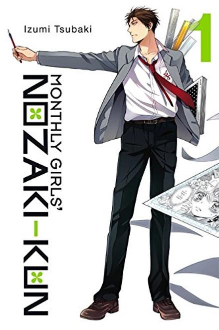 Monthly Girls' Nozaki-kun Graphic Novel 01