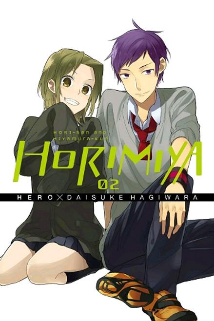 Horimiya Graphic Novel 02