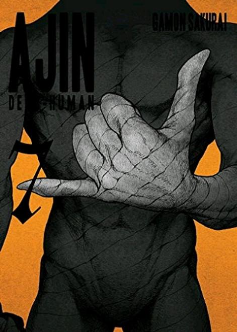 Ajin: Demi-Human Graphic Novel 07