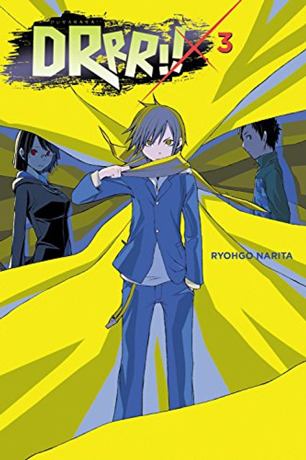 Durarara!! Novel 03