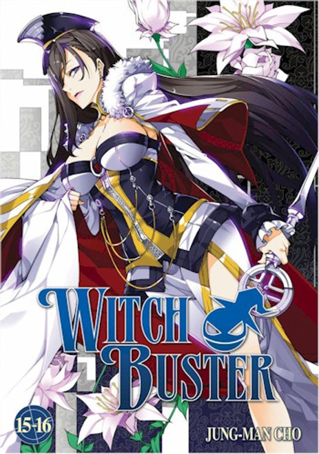 Witch Buster Vol. 15-16 Collection