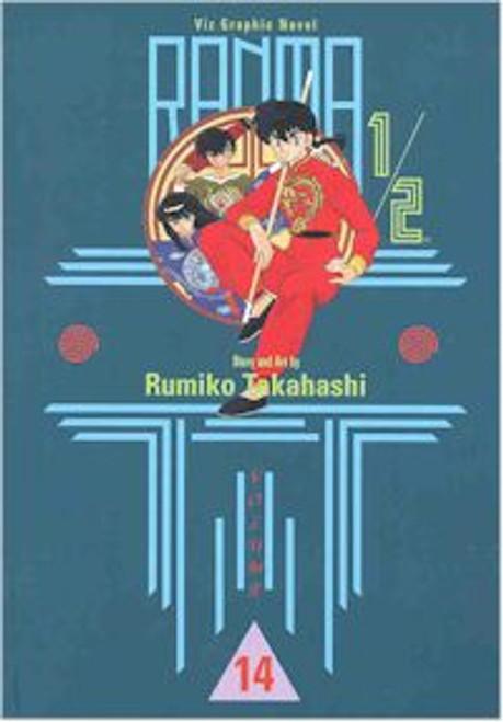 Ranma 1/2 Omnibus Graphic Novel Vol. 14
