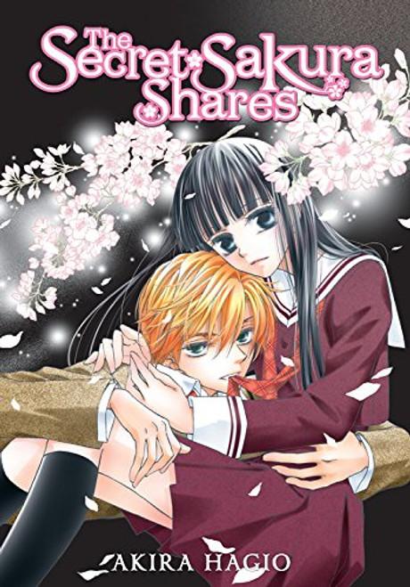 The Secret Sakura Shares Graphic Novel