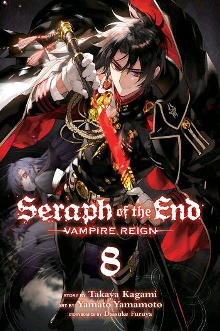 Seraph of the End Graphic Novel Vol. 08