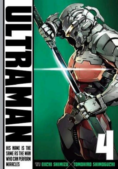 Ultraman Graphic Novel Vol. 04