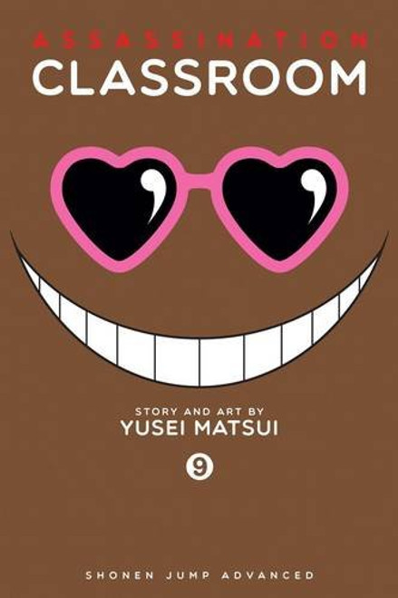 Assassination Classroom Graphic Novel 09