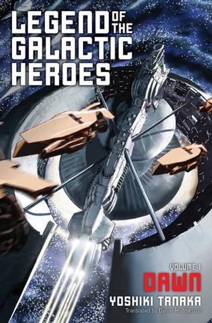 Legend of the Galactic Heroes Novel 01 Dawn
