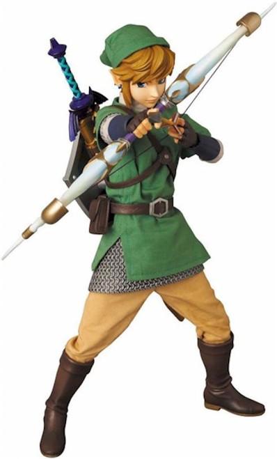 Legend of Zelda Skyward Sword - Link RAH Action Figure