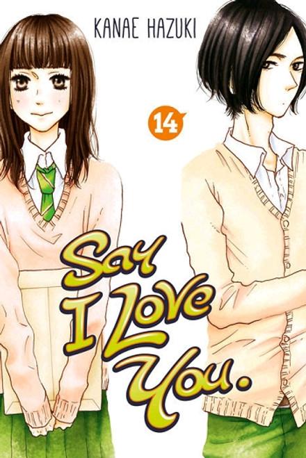 Say I Love You Graphic Novel Vol. 14