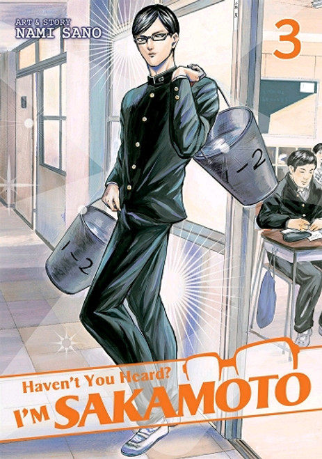 Haven't You Heard? I'm Sakamoto Vol. 03
