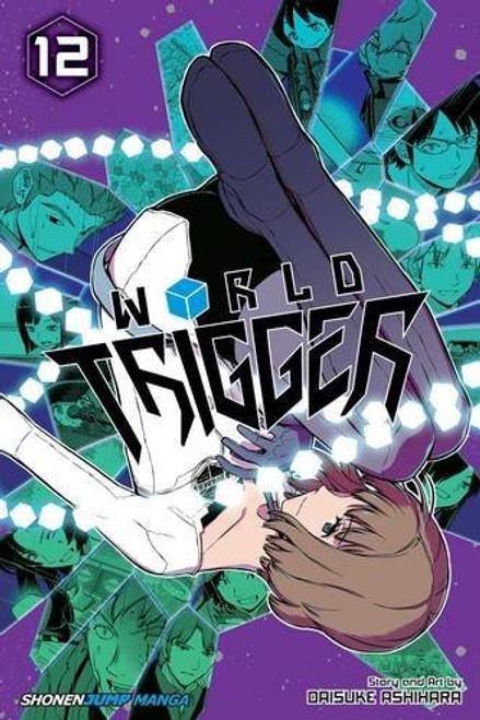 World Trigger Graphic Novel 12