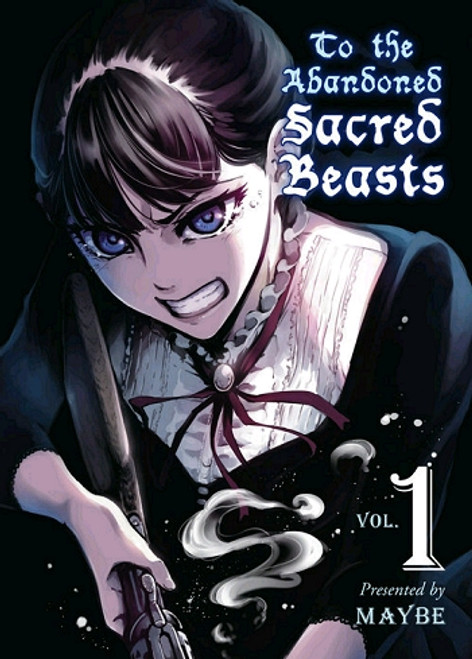 To the Abandoned Sacred Beasts Graphic Novel 01