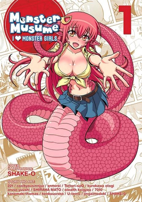 Monster Musume: I Heart Monster Girls 01