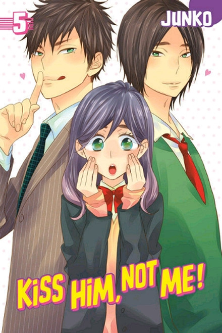Kiss Him, Not Me Graphic Novel 05