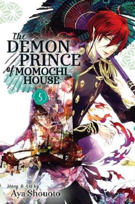 Demon Prince of Momochi House Graphic Novel Vol. 05
