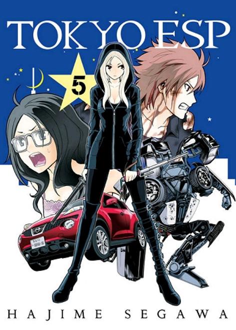 Tokyo ESP Graphic Novel 05
