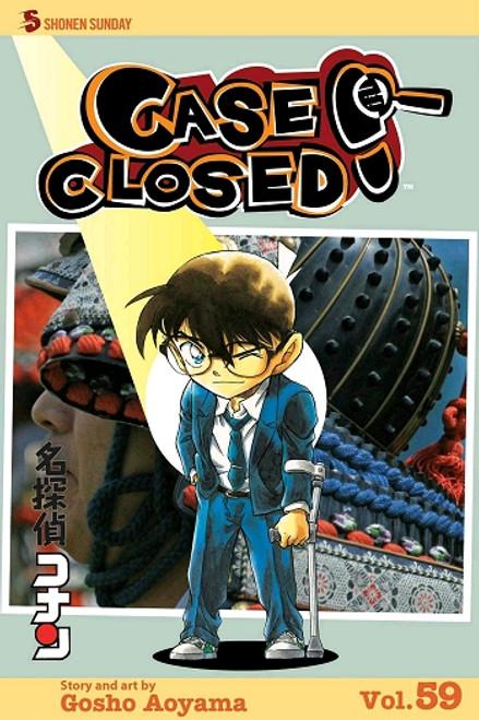 Case Closed Graphic Novel Vol. 59