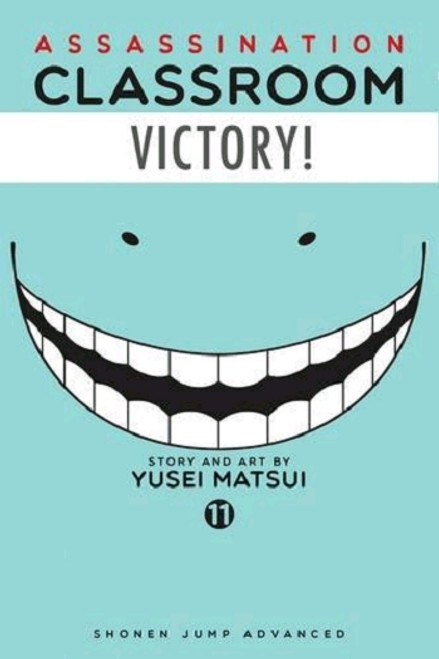 Assassination Classroom Graphic Novel 11
