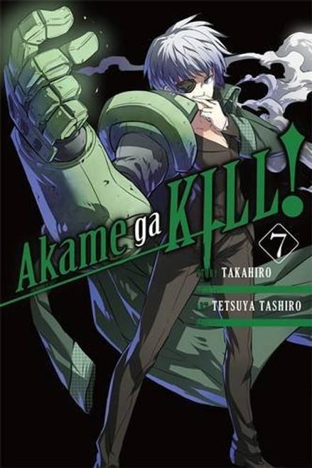 Akame ga KILL! Graphic Novel 07