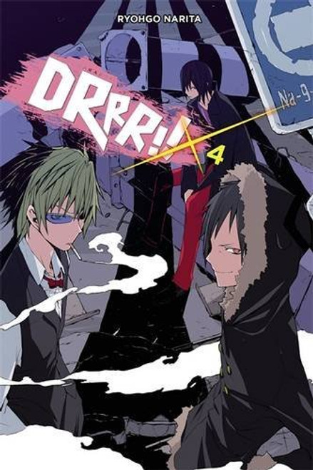 Durarara!! Novel 04