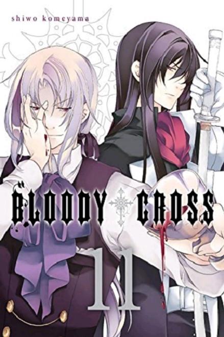 Bloody Cross Graphic Novel 11