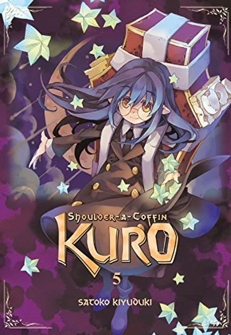 Shoulder-a-Coffin Kuro Graphic Novel 05