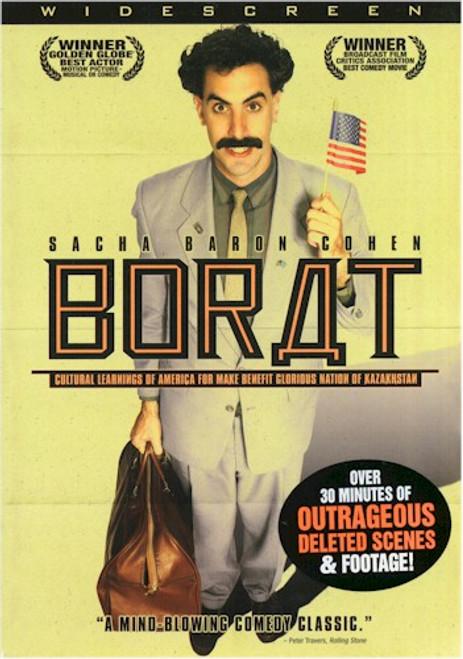 Borat DVD Widescreen Edition