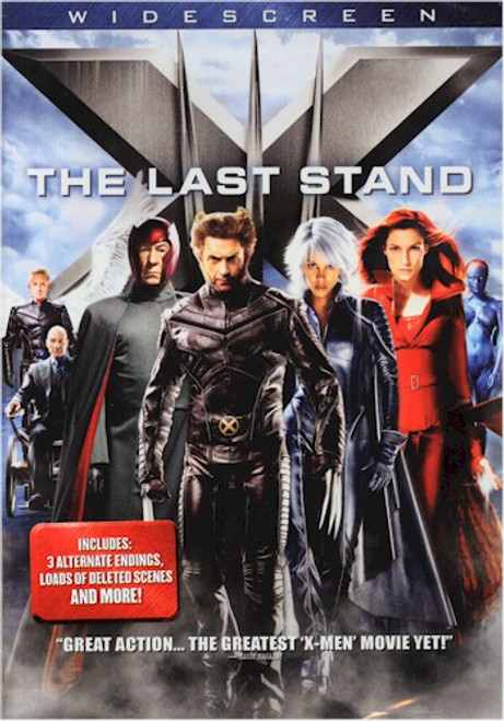 X-Men DVD 03 The Last Stand