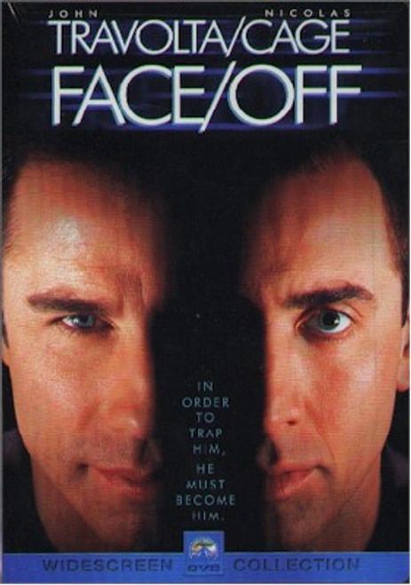 Face Off DVD