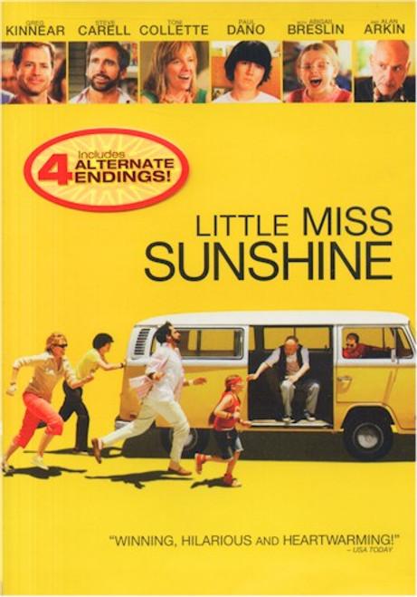Little Miss Sunshine DVD (Live)