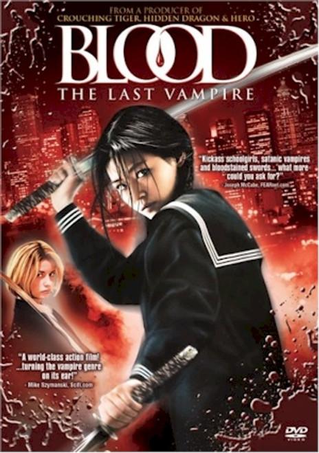 Blood The Last Vampire (Live)