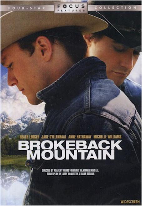 Brokeback Mountain DVD (Live)