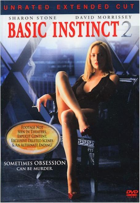 Basic Instinct 2 DVD (Live)