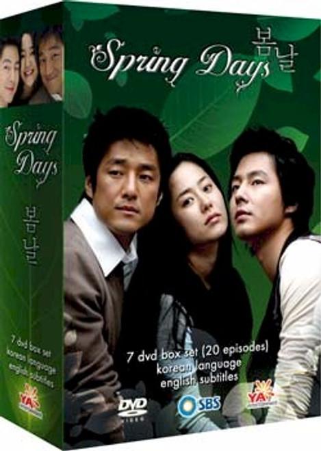 Spring Days DVD Box Set