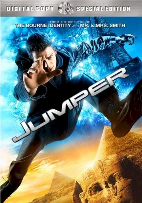 Jumper DVD Live Action 2-Disc Special Edition