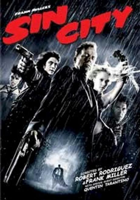 Sin City DVD (Live)