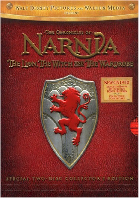 Chronicles of Narnia DVD Collector's Edition (Live)