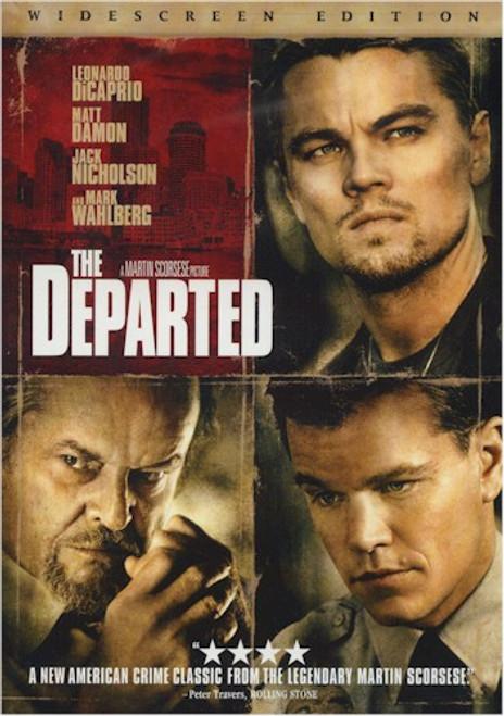 Departed DVD
