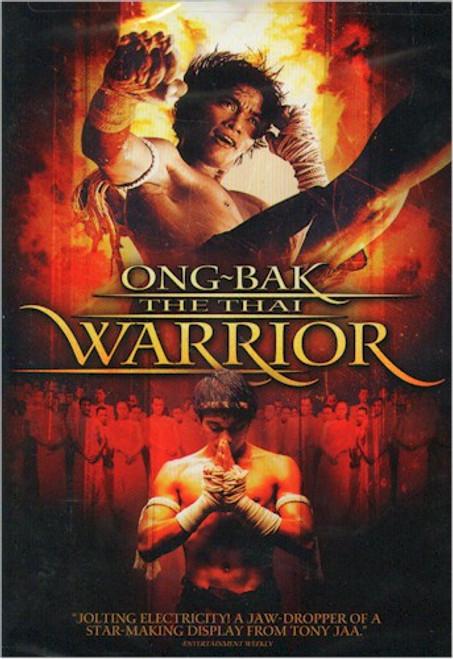 Ong Bak The Thai Warrior DVD (Live)
