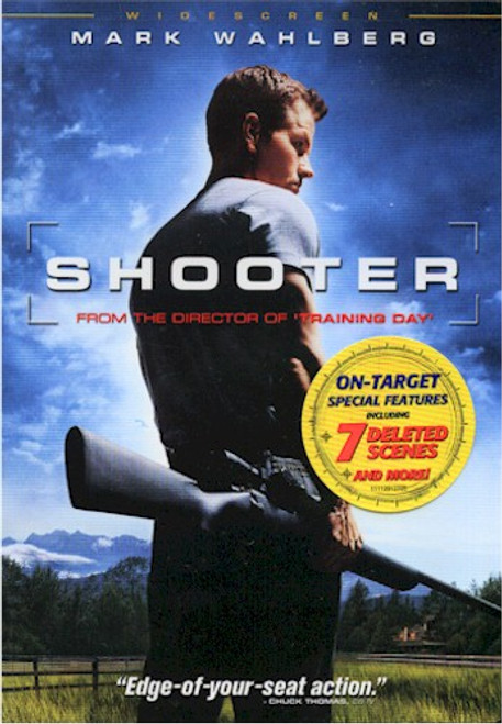 Shooter DVD (Live)