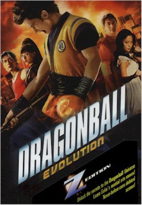 Dragon Ball Evolution DVD