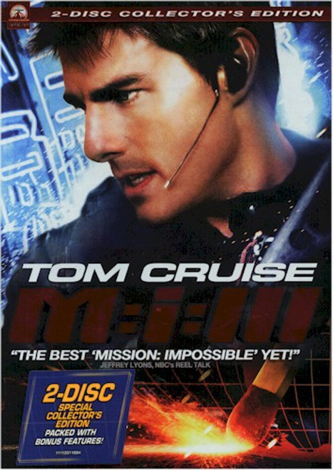 Mission: Impossible III DVD Collector's Edition (Live)